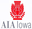The American Institute of Architects Iowa Chapter Logo
