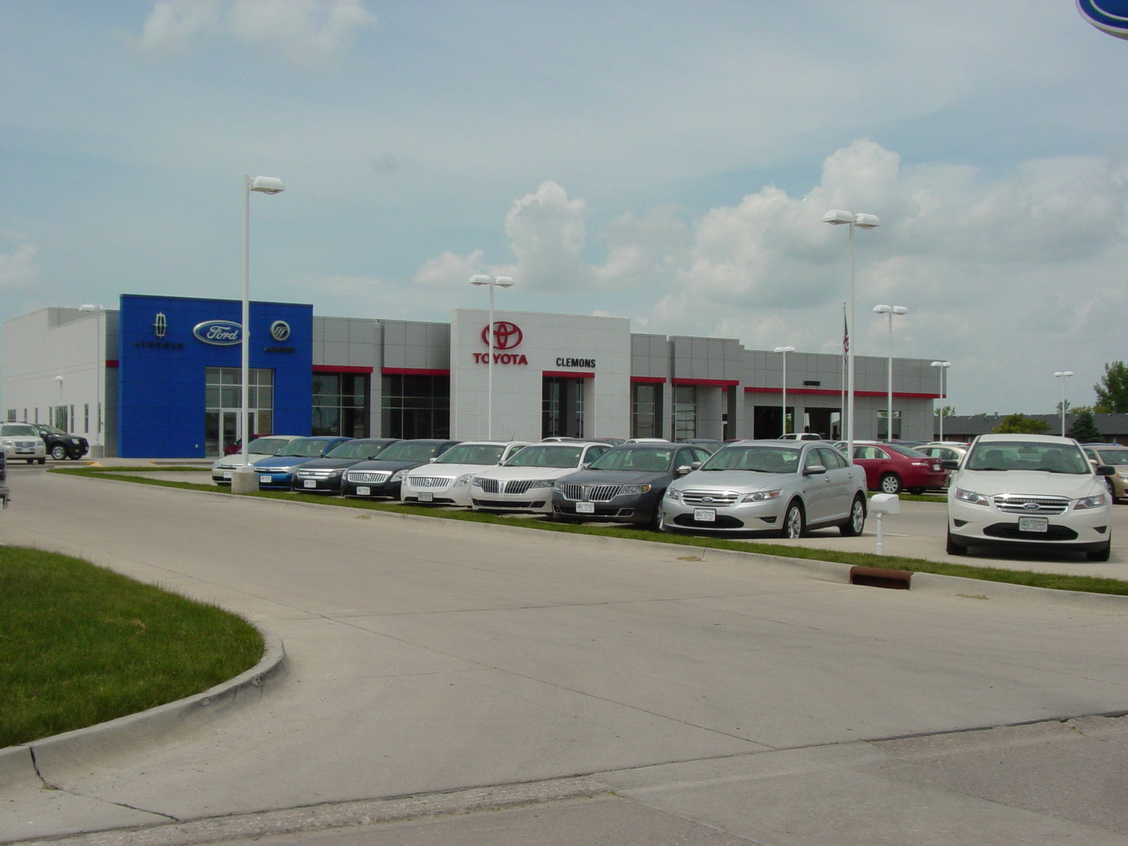 Clemons Dealership - Ottumwa