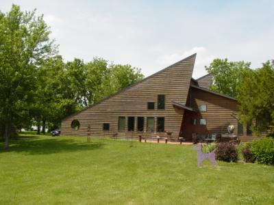 Minter Home Backyard