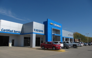 Vaughn Dealership Facade