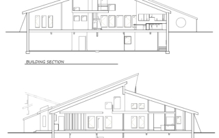 Minter Residence Elevations