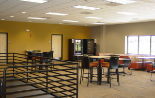 William Penn Technology Center Interior Commons