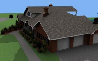 Smith Residence Garage