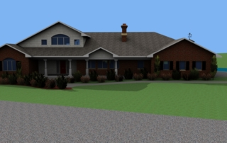 Smith Residence - Front