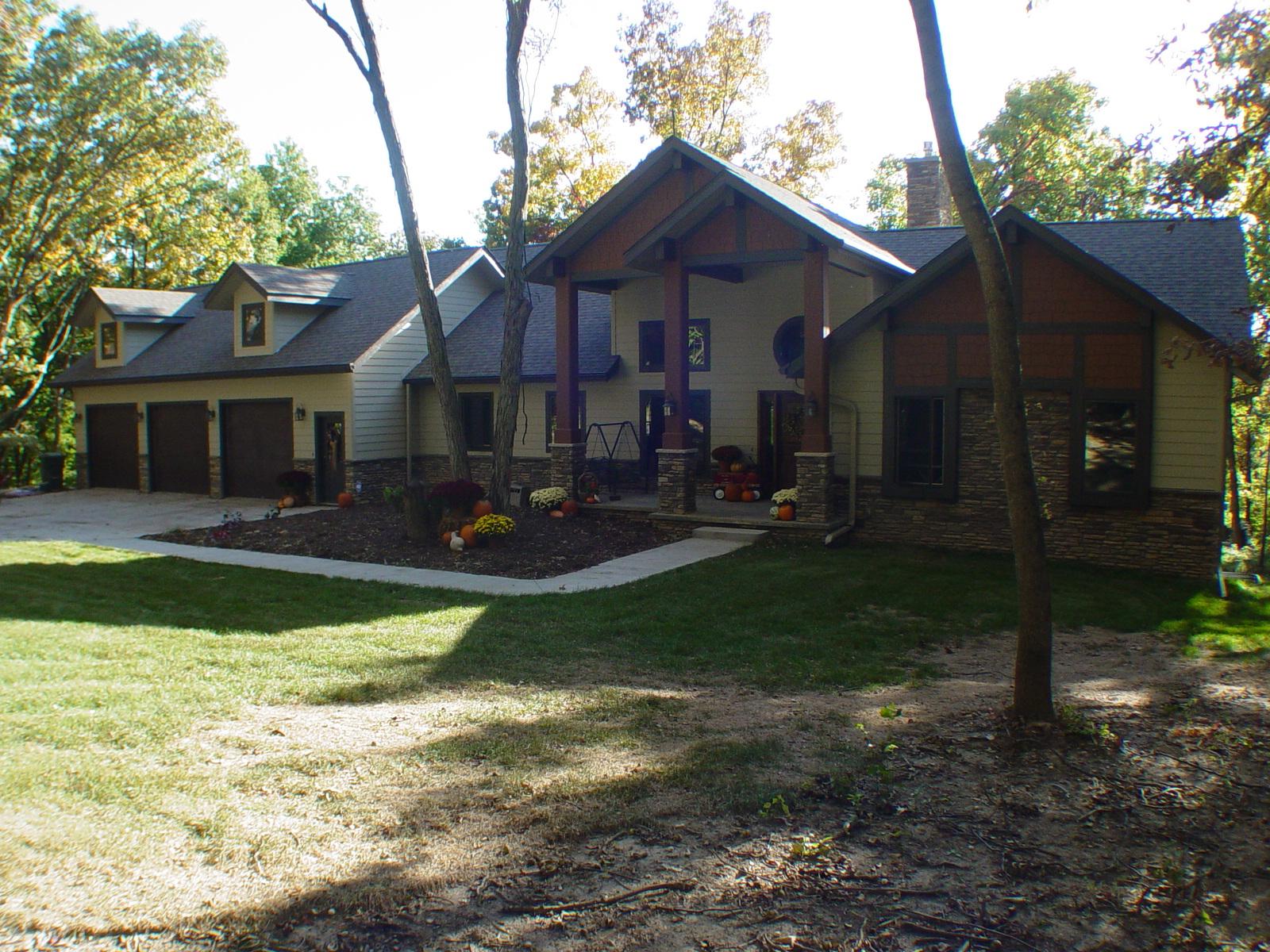 Tegtmeier Residence Front 2