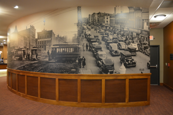 South Ottumwa Savings Bank Interior Design