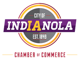 Indianola Iowa Chamber of Commerce Logo