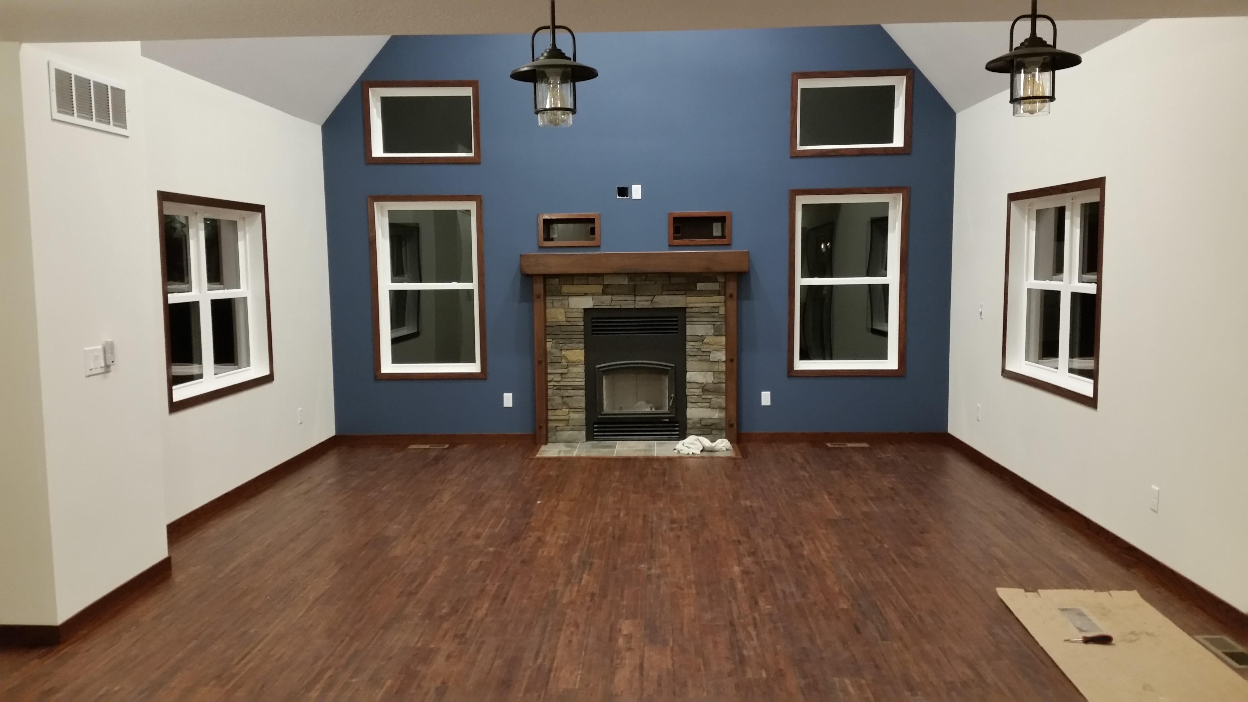 Moyer Home - Living Room