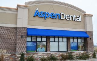 Aspen Dental Front Facade