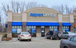 Aspen Dental Front Facade 2