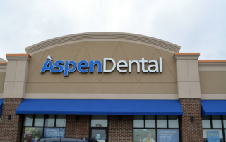 Aspen Dental Front Facade 3