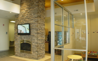 Clemons Dealership Lobby