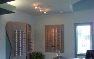 Eye Health Solutions Interior Design Glasses Display