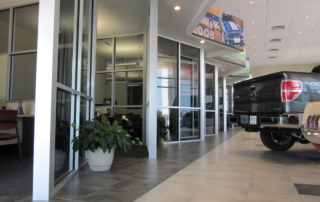 Clemons Dealership Offices