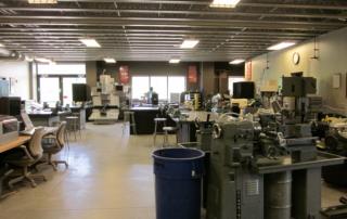 William Penn Technology Center Interior