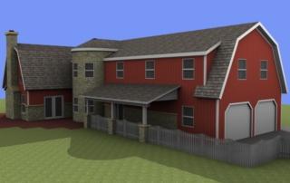 Moyer Addition Side Garage Real 1
