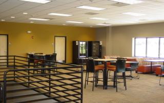 William Penn Technology Center Interior Commons