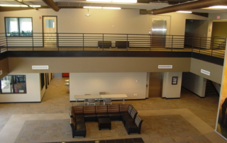William Penn Technology Center Interior Commons 2