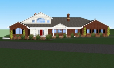 Smith-Residence-Front 1