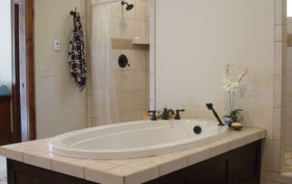 Tegtmeier Residence Master Bathroom