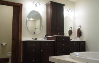Tegtmeier Residence Master Bathroom 1
